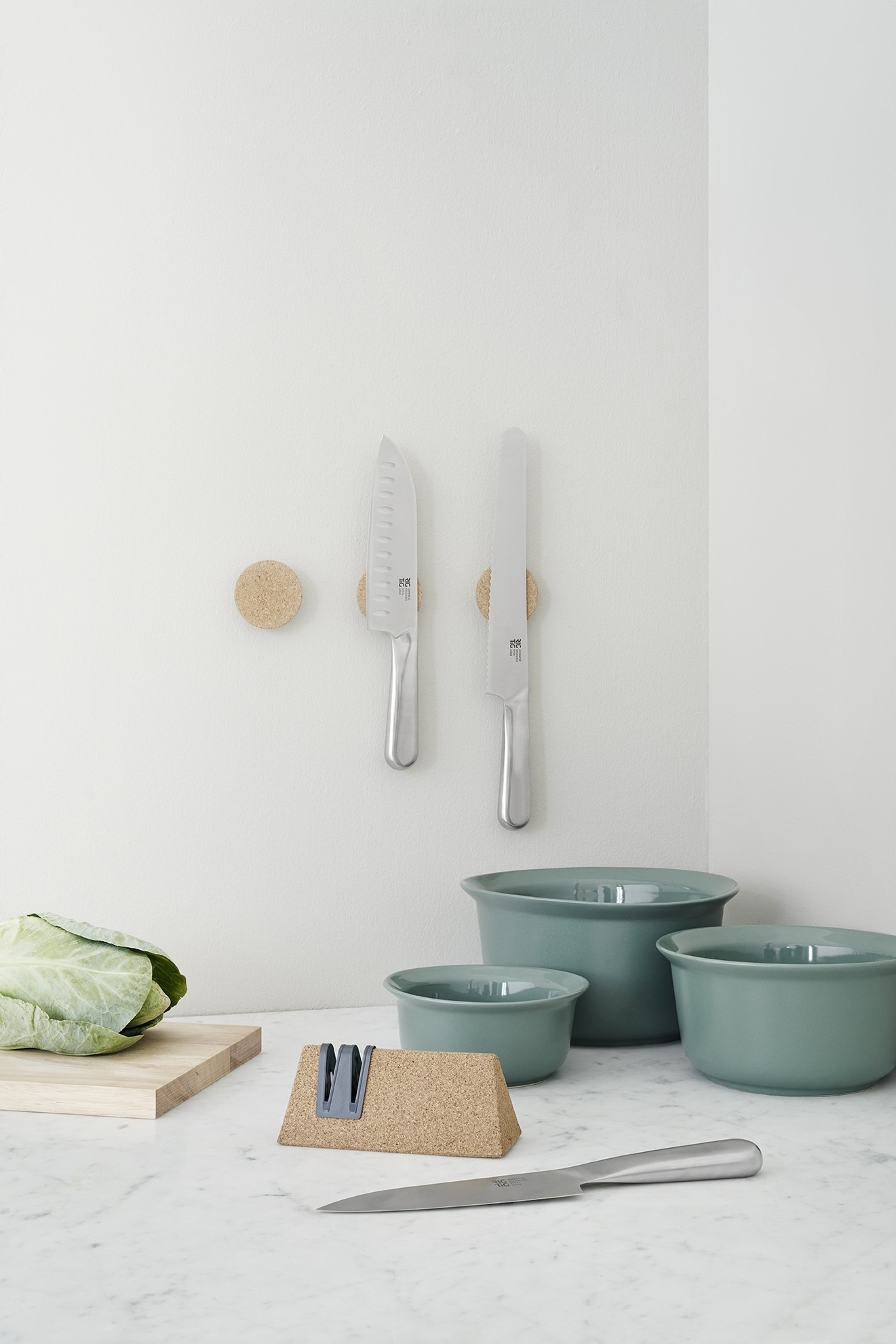 RIG-TIG Cook & Serve Auflaufform 16cm klein grün