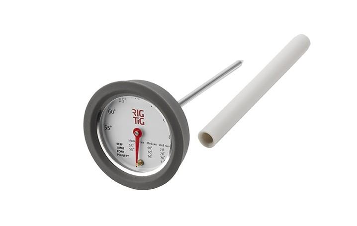 RIG-TIG NAIL-IT Bratenthermometer mit Schutzhülle
