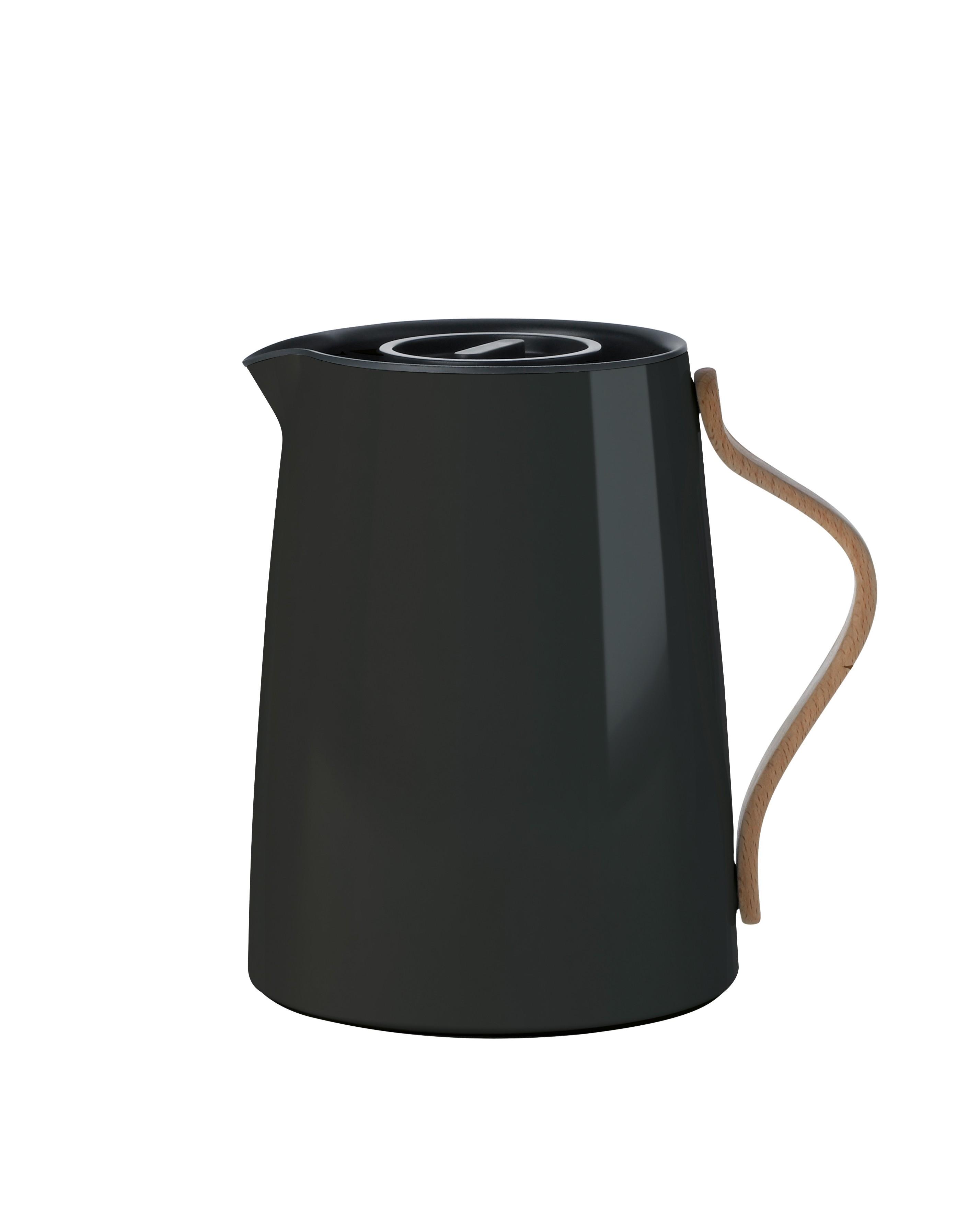 Stelton Emma Isolierkanne Tee 1L black