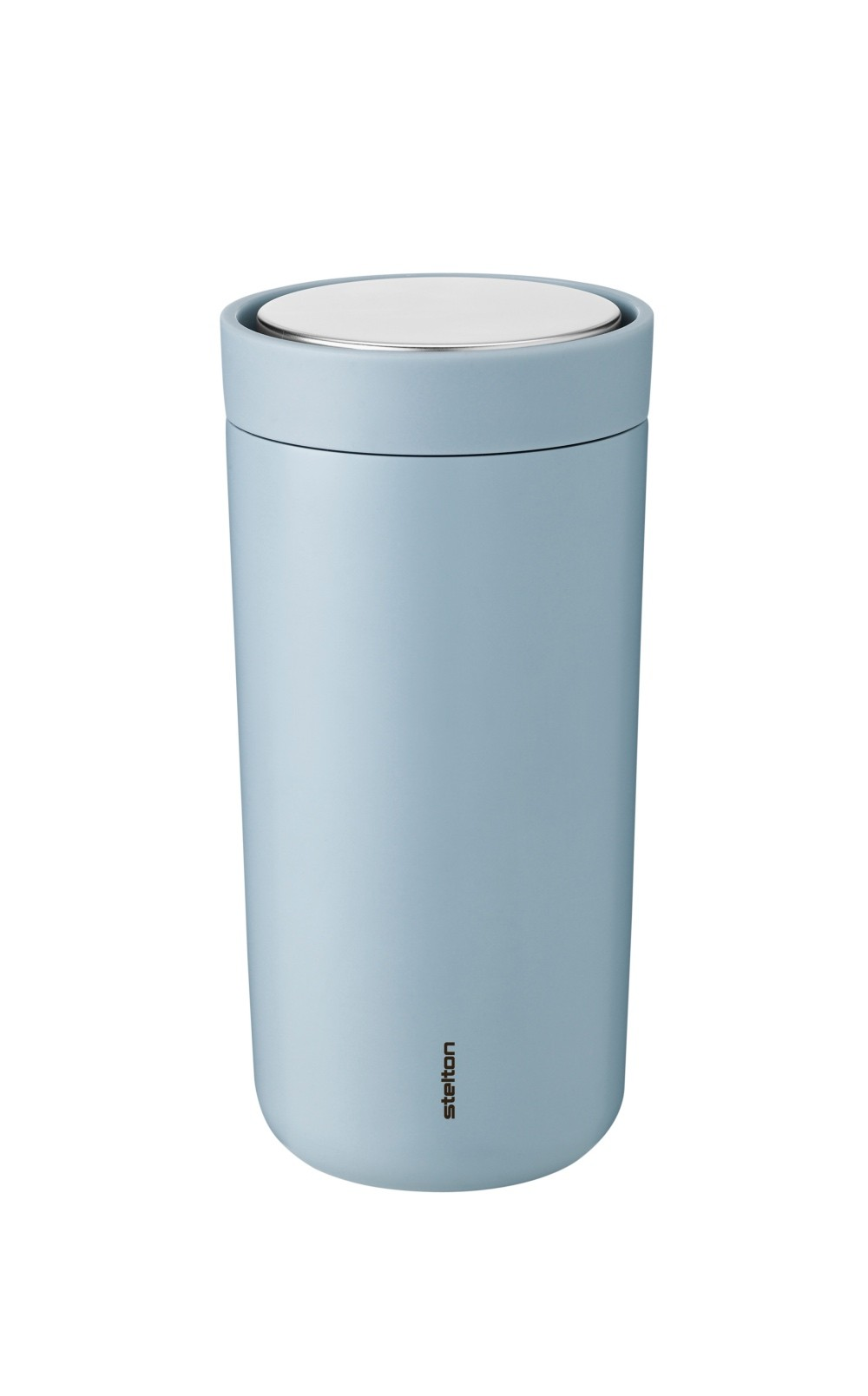 Stelton Isolierbecher To Go Click 0,4L cloud