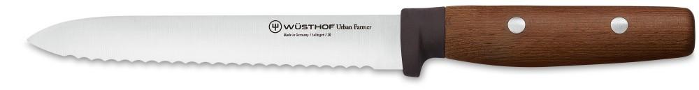 Wüsthof Urban Farmer Aufschnittmesser mit Wellenschliff 14cm