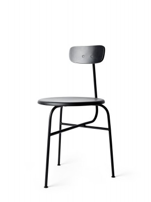 Menu Afteroom Dining Chair 3 Black Esszimmerstuhl