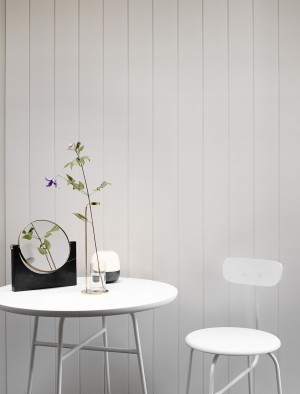 Menu Afteroom Dining Chair 4 White Stuhl