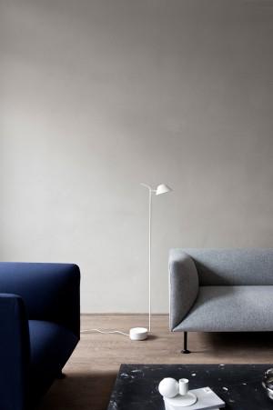 Menu Peek Floor Lamp White Stehleuchte