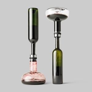 Menu WINE BREATHER decanting carafe Weindekantierkaraffe