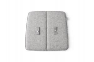 Menu WM String Cushion Indoor Dining Light grey Sitzauflage