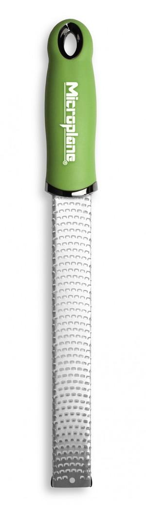 Microplane PREMIUM CLASSIC Zester Reibe grün