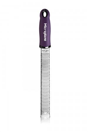 Microplane PREMIUM CLASSIC Zester Reibe lila