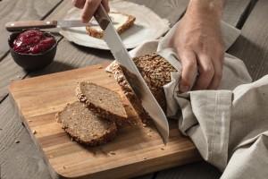 CARL MERTENS Brotmesser CARL 24cm