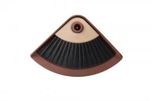 RIG-TIG SWEEP-IT Kehrschaufel & Handfeger terracotta