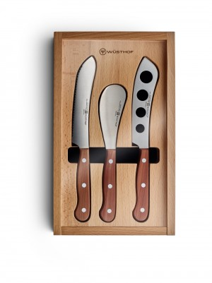 Wüsthof Charcuterie Set mit 3 Messern