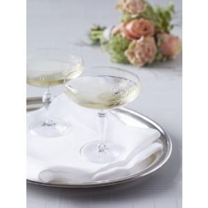 Holmegaard Regina Champagnerglas 35 cl