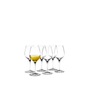 Holmegaard Cabernet Süßweinglas 6er Set 28cl