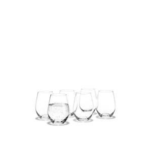Holmegaard Cabernet Wasserglas 6er Set 35cl