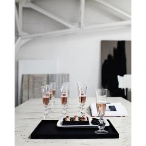 Holmegaard Charlotte Amalie Champagnerglas 27cl