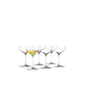 Holmegaard Perfection Martiniglas 6er Set 29cl