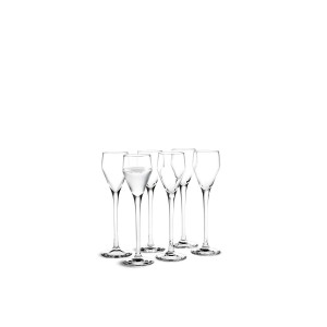 Holmegaard Perfection Schnapsglas 6er Set 5,5cl