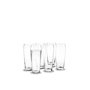 Holmegaard Perfection Wasserglas 6er Set 45cl