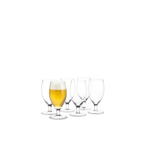 Holmegaard Royal Bierglas 6er Set 48cl