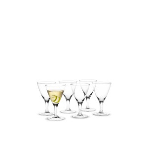 Holmegaard Royal Cocktailglas 6er Set 20cl