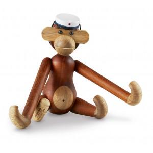 Kay Bojesen Mütze für den kleinen Affen blau