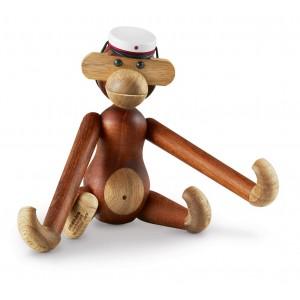 Kay Bojesen Mütze für den mittlere Affen rot