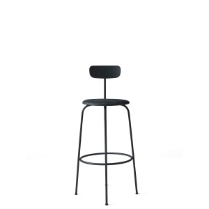 Menu Afteroom Bar Chair Black Back Barstuhl