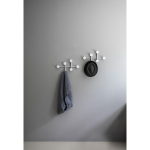Menu Afteroom Coat Hanger White Wandgarderobe