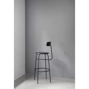 Menu Afteroom Counter Chair Black Black Barstuhl
