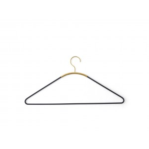 Menu Ava Hanger Black Brass Kleiderbügel