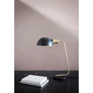 Menu Collister Table Lamp Polished Brass Tischleuchte