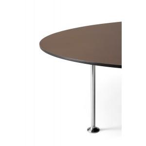 Menu GODOT Coffee Table Ø120 Mauve Couchtisch