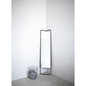 Menu Kaschkasch Floor Mirror Black Spiegel