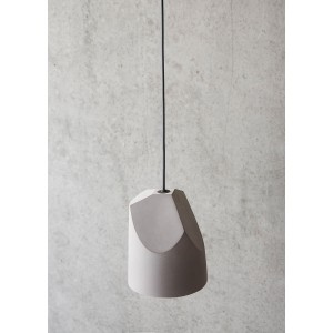Menu On The Edge Lamp Light Grey Tischleuchte