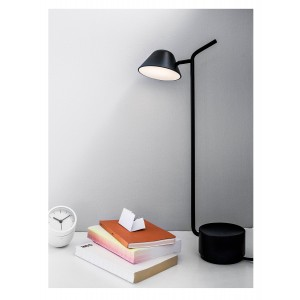 Menu Peek Table Lamp Black Tischleuchte