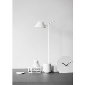 Menu Peek Table Lamp White Tischleuchte