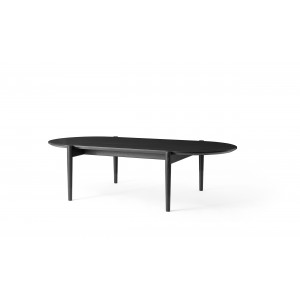Menu SEPTEMBRE Coffee Table Black Couchtisch