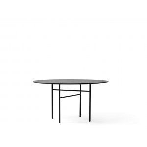 Menu Snaregade Dining Table Round Ø138cm Black Esszimmertisch