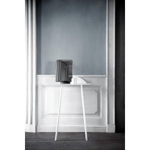 Menu Yeh Wall Table Tall White Wandtisch