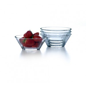 Rosendahl Grand Cru Glasschale 4er Set 15cm