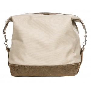 Sagaform Travel Kulturtasche beige