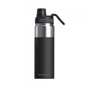ASOBU ALPINE FLASK Isoliertrinkflasche NEW VERSION TMF6 BLACK