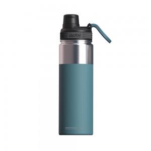 ASOBU ALPINE FLASK Isoliertrinkflasche NEW VERSION TMF6 BLUE