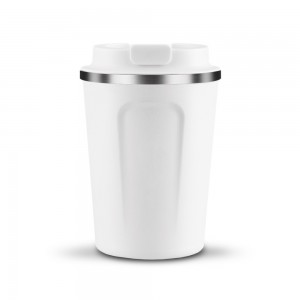 ASOBU CAFÉ COMPACT Isolierbecher BF22 WHITE