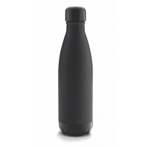ASOBU CENTRAL PARK TRAVEL BOTTLES Isoliertrinkflasche SBV17 BLACK/BLACK