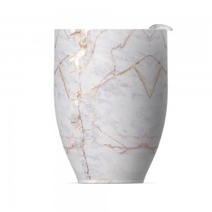 ASOBU IMPERIAL BEVERAGE Isolierbecher VIC4 MARBLE