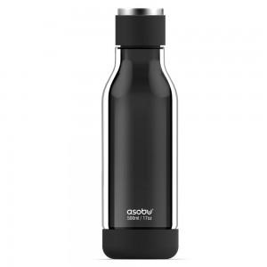 ASOBU INNER PEACE Isoliertrinkflasche GT50 BLACK
