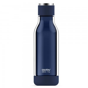 ASOBU INNER PEACE Isoliertrinkflasche GT50 BLUE