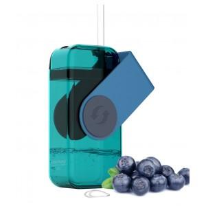 ASOBU JUICE BOX Trinkflasche JB300 BLUE