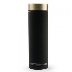 "ASOBU ""LE BATON"" TRAVEL BOTTLE Isoliertrinkflasche LB17 GOLD"